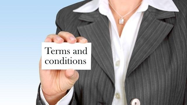 algemene voorwaarden visie advocaten ondernemingsrecht advocatenkantoor alkmaar